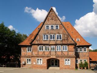 Ratsmuehle in Lueneburg