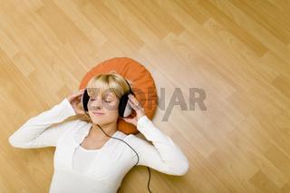 Wohnen und hören