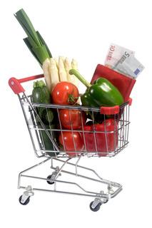 Gemüsepreise - Prices for vegetables