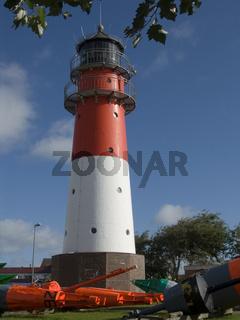 Leuchtturm Büsum, Port lighthouse