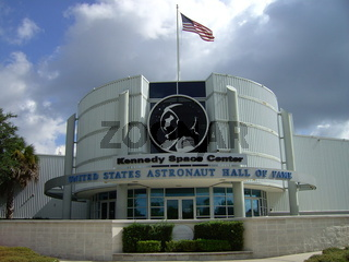 Kennedy Space Center - Astronaut Hall Of Fame