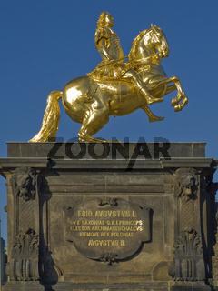 Goldener Reiter Dresden | Golden Rider Dresden