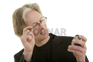 SMS mit Brille erkennen