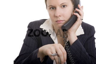 Warten am Telefon