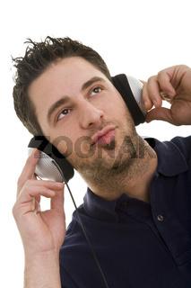 Der Musik zuhören