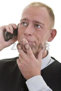 Ideen beim Telefonieren