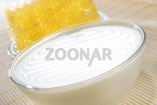 Milch und Honig