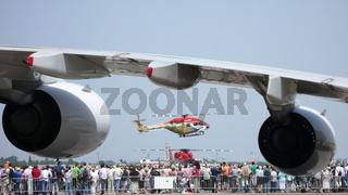 Hubschrauber der Indian Air Force