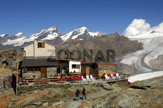Gandegg Berghütte