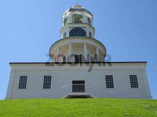Alter Uhrturm in Halifax