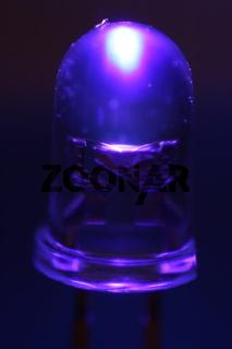 UV Ultraviolette LED Makro