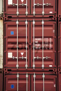 Sea container