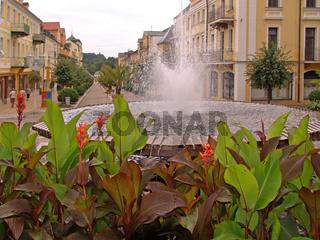 Franzensbad in Tschechien