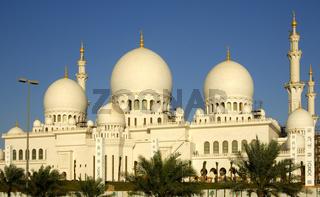 Grosse Moschee, Abu Dhabi