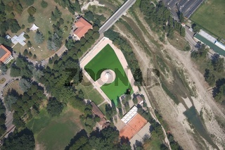 Salice Terme - A sporting facility