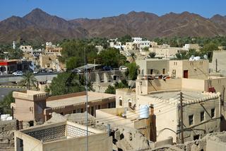 Ortschaft Bahla, Sultanat Oman