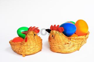 Osterkorb - basket