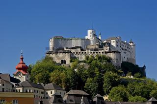 Feste Hohensalzburg/Castle of Salzburg