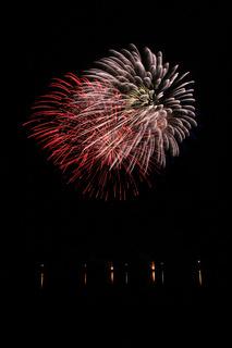 Feuerwerk, fireworks