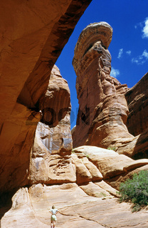 Arches NP Tower Arch