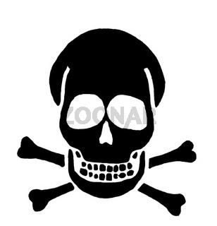 Totenkopf, skull