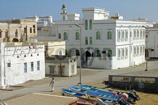 In Sur, Sultanat Oman