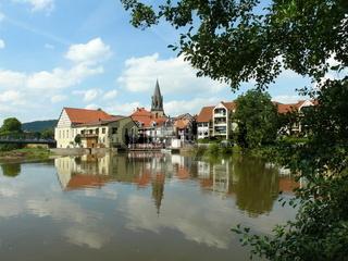 Fulda in Rotenburg