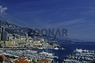 Monaco, Hafen