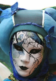 Maske aus Venedig