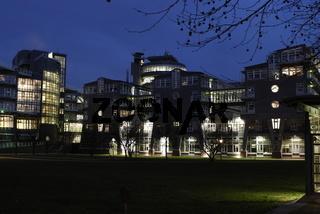 Hamburg, Verlagshaus Gruner + Jahr