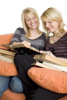 Unterstreichen im Buch