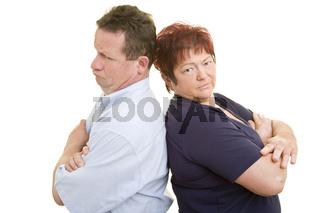 Funkstille in der Ehe