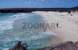 Kueste bei Playa Chikitu