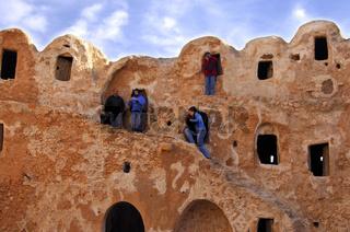 Speicherburg Qasr-al-Hadj