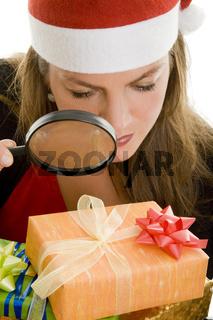 Weihnachtliche Endabnahme
