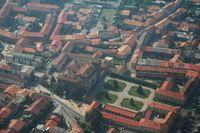 Castle in Cislago