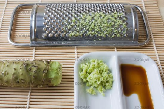 Frischer Wasabi - Fresh Wasabi