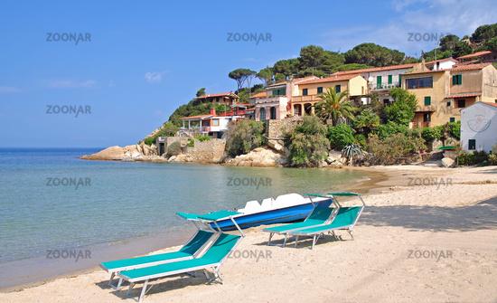 idyllic Place Scaglieri on the Island of Elba