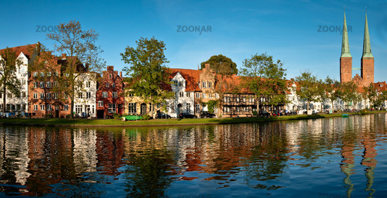 Luebeck, Germany, Impressions