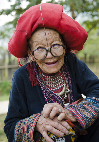 Farmwoman, Rural life - Sa Pa, Vietnam