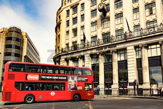 House of Fraser - London