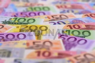 Euro und Euroscheine
