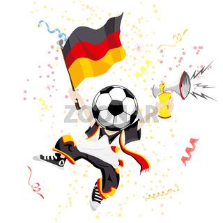 Soccer BallHead Brazil