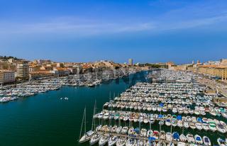 Old Port - Marseille France