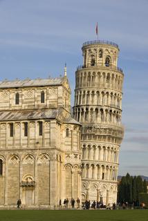 Dom Santa Maria Assunta und schiefer Turm von Pisa