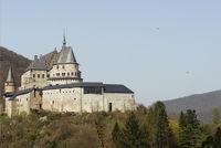 Chateau Vianden, Luxemburg
