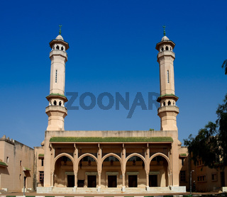 King Fahad Mosque in Banjul, Gambia