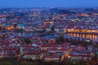 Charles bridge in Prague - Czech Republic