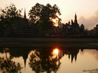 Temple Ruins of Sukhothai (UNESCO), Thailand