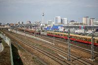 Commuter Trains in Berlin